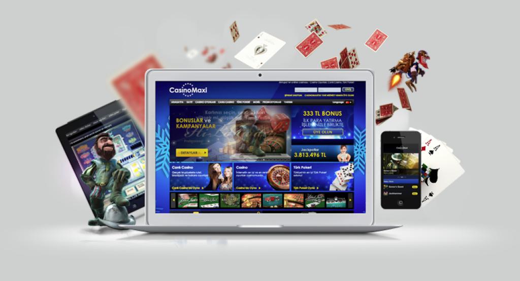Casino Maxi iş Ortaklığı